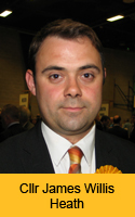 Photograph of Councillor James Willis