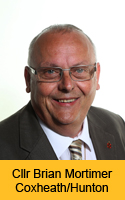 Photograph of Councillor Brian Mortimer