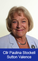 Photograph of Councillor Mrs Paulina Stockell