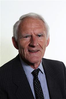 Councillor Steve McLoughlin