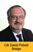 Photograph of Councillor David Pickett