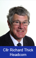 Profile image for Councillor Richard Thick