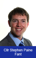 Profile image for Councillor Stephen Paine