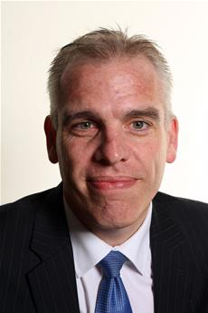 Photograph of Councillor Christopher Garland