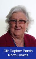 Profile image for Councillor Daphne Parvin