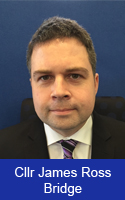 Profile image for Councillor James Ross