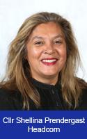 Photograph of Councillor Shellina Prendergast