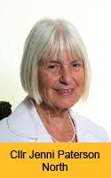 Profile image for Councillor Jenni Paterson