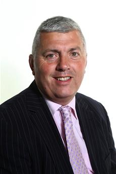 Councillor Eddie Powell