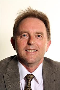 Councillor Derek Mortimer