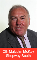 Profile image for Councillor Malcolm McKay
