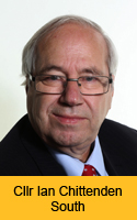 Profile image for Councillor Ian Chittenden