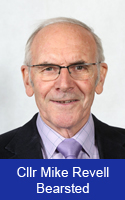 Councillor Mike Revell
