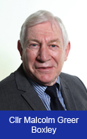 Councillor Malcolm Greer