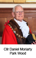 Profile image for Councillor Daniel Moriarty