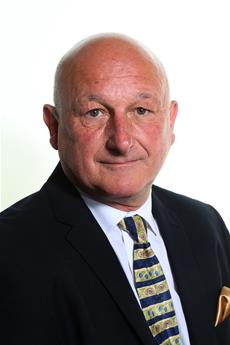 Profile image for Councillor Martin Round